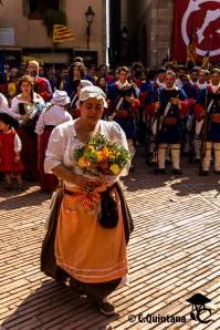 El ram dels Miquelets del Regne de València el va portar Arrate.