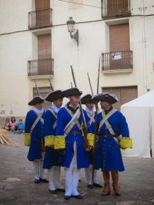 Els amics del Museu Històric Militar de València s'afegiren també a la causa austriacista.